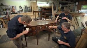 Antique Restoration Team